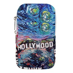 Hollywood Art Starry Night Van Gogh Waist Pouch (large)