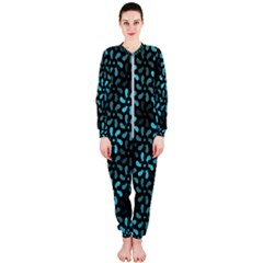 Decorative Flower Nature Abstract Onepiece Jumpsuit (ladies)  by Vaneshart