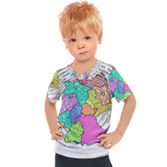 Digitization Transformation Germany Kids  Sports Tee