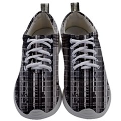 Architecture Structure Glass Metal Mens Athletic Shoes