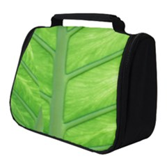 Green Bright Digital Manipulation Full Print Travel Pouch (small)