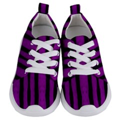 Tarija 016 Purple Black Kids  Lightweight Sports Shoes