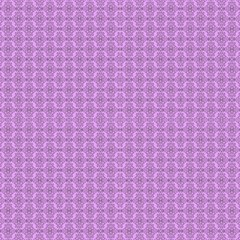 Timeless - Black & Lavender Purple Fabric by FashionLane