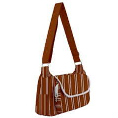 Nice Stripes - Burnt Orange Multipack Bag by FashionLane