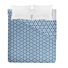 Classic Blue #1 Duvet Cover Double Side (full/ Double Size)