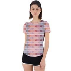 Zappwaits Back Cut Out Sport Tee
