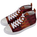 Zappwaits Zz Women s Mid-Top Canvas Sneakers View2