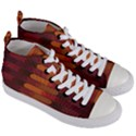 Zappwaits Zz Women s Mid-Top Canvas Sneakers View3