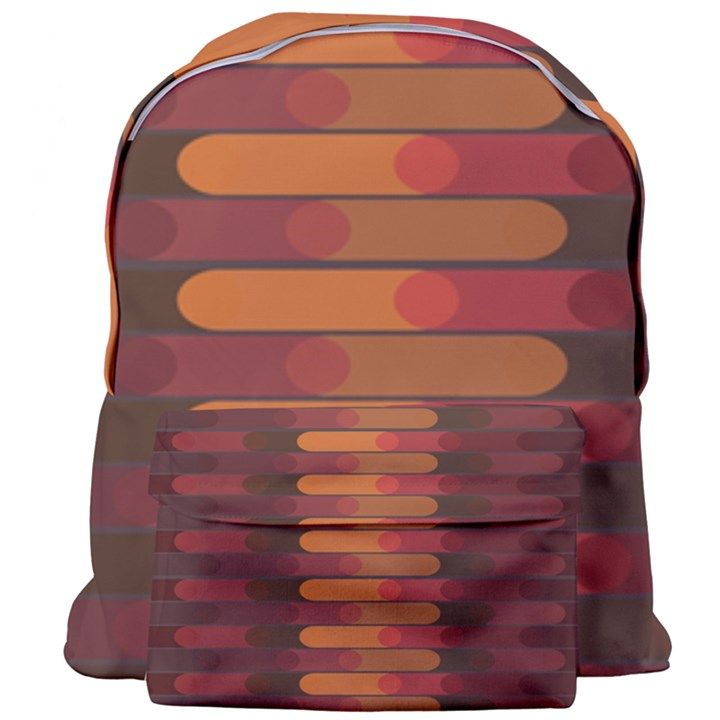 Zappwaits Zz Giant Full Print Backpack