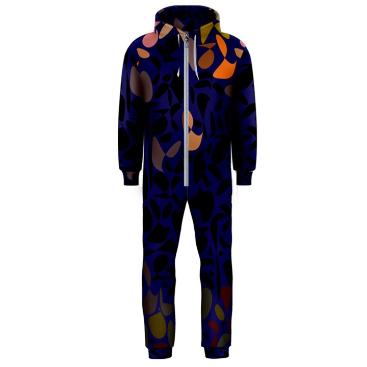 Zappwaits Hooded Jumpsuit (Men)
