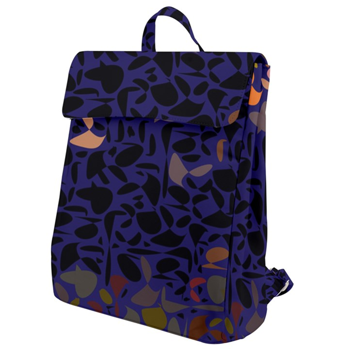 Zappwaits Flap Top Backpack
