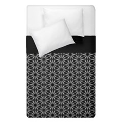 Black Duvet Cover Double Side (single Size)