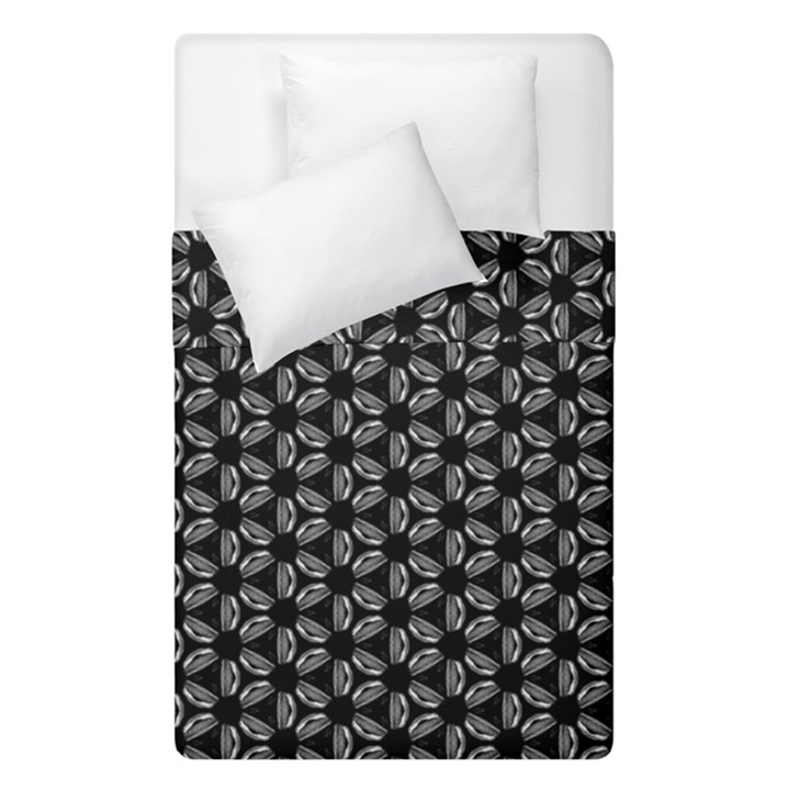 Kettukas BW #54 Duvet Cover Double Side (Single Size)