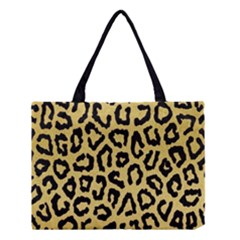 Ghepard Gold Medium Tote Bag
