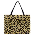 GHEPARD GOLD Zipper Medium Tote Bag View1