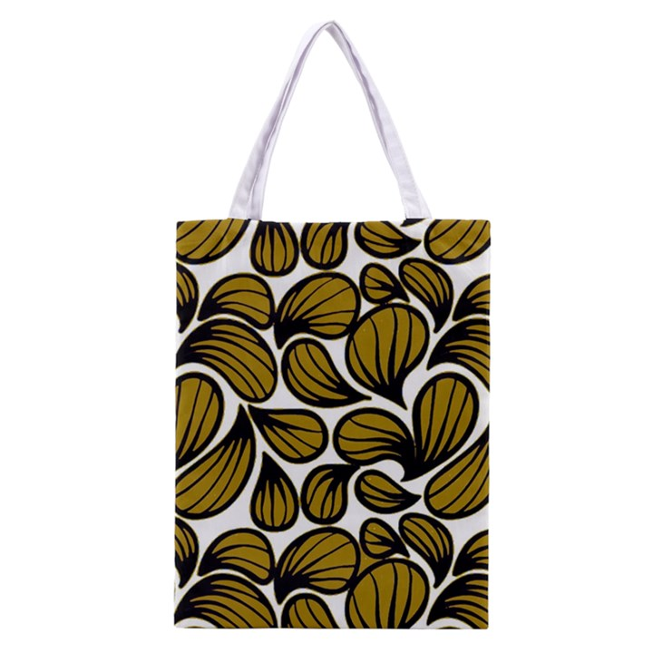 GOLD LEAVES Classic Tote Bag
