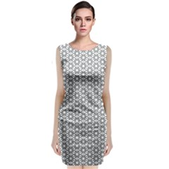 Kettukas Bw #53 Classic Sleeveless Midi Dress