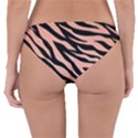 TIGER ROSE GOLD Reversible Hipster Bikini Bottoms View4