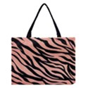 TIGER ROSE GOLD Medium Tote Bag View1