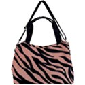 TIGER ROSE GOLD Double Compartment Shoulder Bag View1
