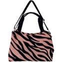 TIGER ROSE GOLD Double Compartment Shoulder Bag View2
