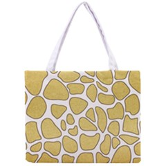 Maculato Gold Mini Tote Bag