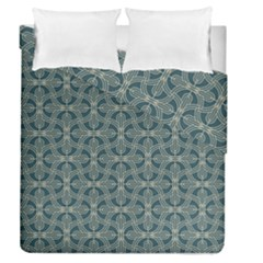 Pattern1 Duvet Cover Double Side (queen Size) by Sobalvarro