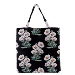 Floral Vintage Wallpaper Pattern 1516863120hfa Grocery Tote Bag