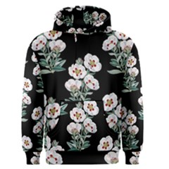 Floral Vintage Wallpaper Pattern 1516863120hfa Men s Core Hoodie
