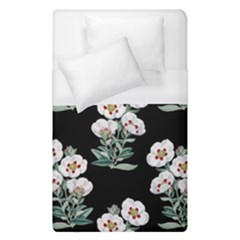 Floral Vintage Wallpaper Pattern 1516863120hfa Duvet Cover (single Size)