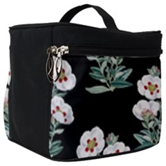 Floral Vintage Wallpaper Pattern 1516863120hfa Make Up Travel Bag (big)