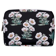 Floral Vintage Wallpaper Pattern 1516863120hfa Make Up Pouch (medium)