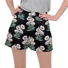 Floral Vintage Wallpaper Pattern 1516863120hfa Ripstop Shorts