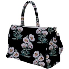 Floral Vintage Wallpaper Pattern 1516863120hfa Duffel Travel Bag