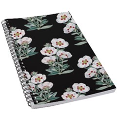 Floral Vintage Wallpaper Pattern 1516863120hfa 5 5  X 8 5  Notebook
