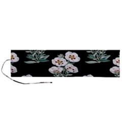 Floral Vintage Wallpaper Pattern 1516863120hfa Roll Up Canvas Pencil Holder (l)