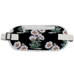 Floral Vintage Wallpaper Pattern 1516863120hfa Rounded Waist Pouch