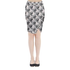 Seamless 3166142 Midi Wrap Pencil Skirt