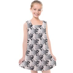 Seamless 3166142 Kids  Cross Back Dress
