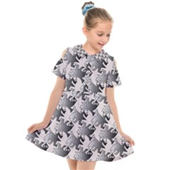 Seamless 3166142 Kids  Short Sleeve Shirt Dress