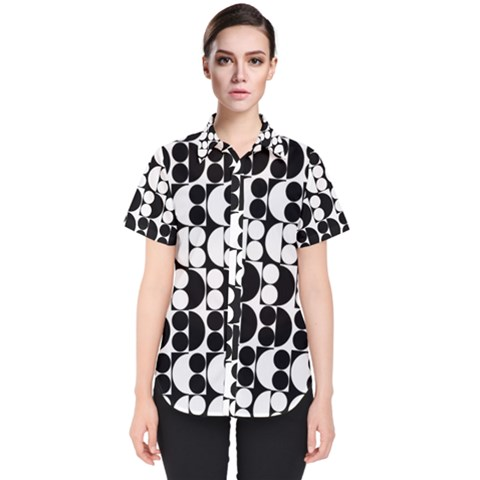 Seamless 357122 1280 Women s Short Sleeve Shirt by Sobalvarro
