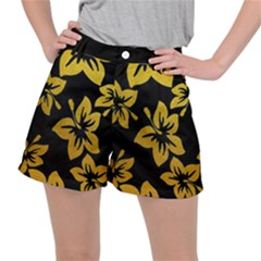Gigli Gold  Ripstop Shorts by AngelsForMe