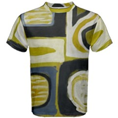 Abstract Landscape  Men s Cotton Tee by Sobalvarro
