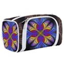 Fractal Flower Fantasy Floral Toiletries Pouch View2