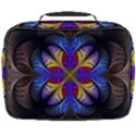 Fractal Flower Fantasy Floral Full Print Lunch Bag View2