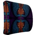 Art Abstract Fractal Pattern Back Support Cushion View2