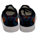Art Abstract Fractal Pattern Men s Classic Low Top Sneakers View4