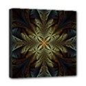 Fractal Art Abstract Pattern Mini Canvas 8  x 8  (Stretched) View1