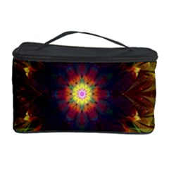 Art Abstract Fractal Pattern Cosmetic Storage