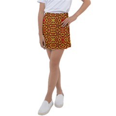 Rby C 5 2 Kids  Tennis Skirt by ArtworkByPatrick